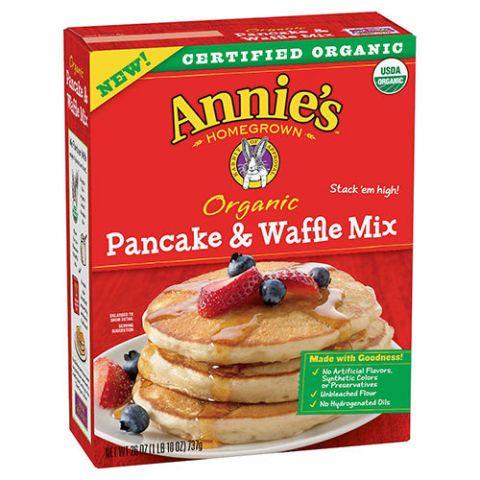Annie's Organic Pancake & Waffle Mix
