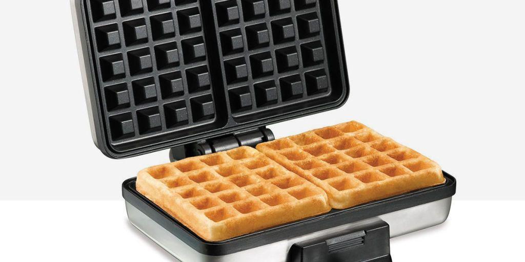 Double waffle maker canada