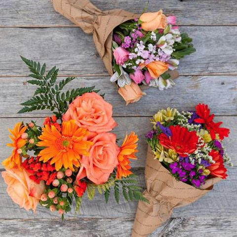 the bouqs flower subscription service