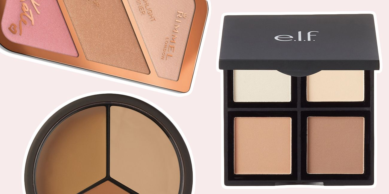 9 Best Drugstore Contour Kits Of 2018 Cheap Contour Kits And