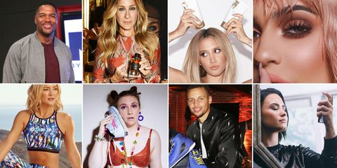 celebrity endorsed products
