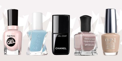 8 Best Gel Nail Polishes for 2018 - No Chip Gel Polish Colors & Brands