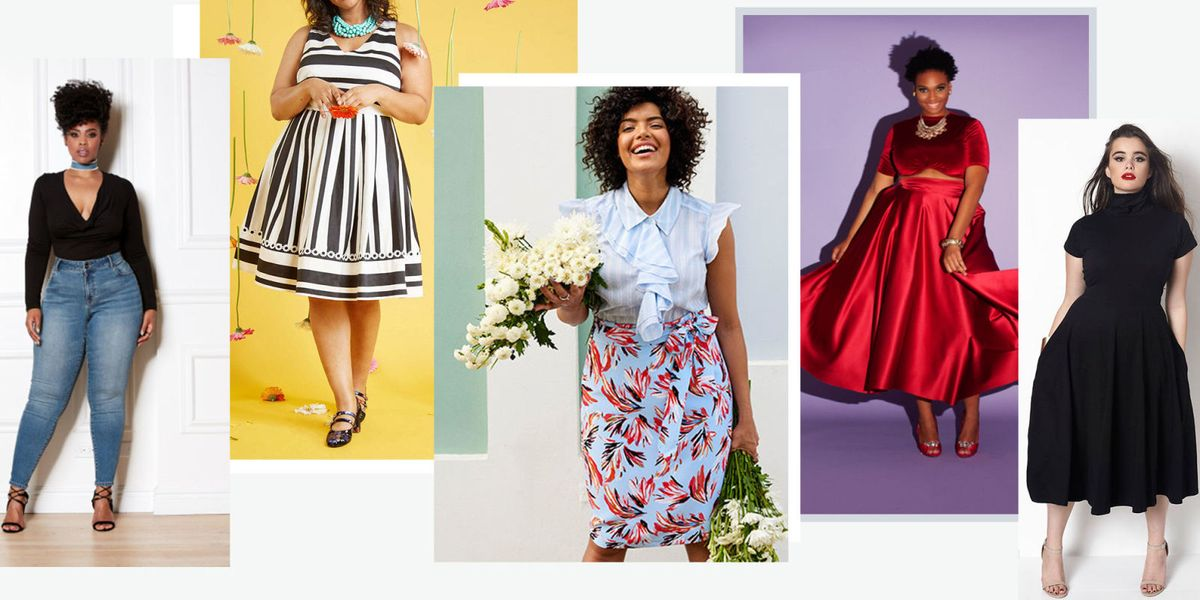 32 Best Sites And Stores To Buy Plus Size Clothing For Women In 2018