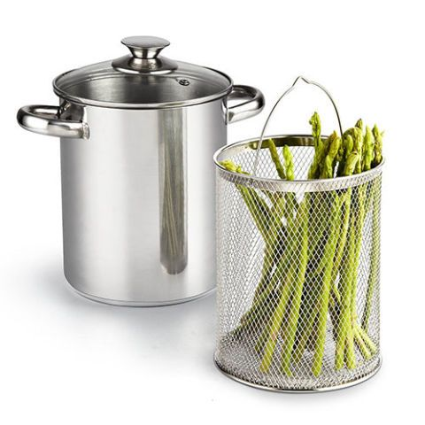 4-qt. Steamer with Lid by Cook N Home