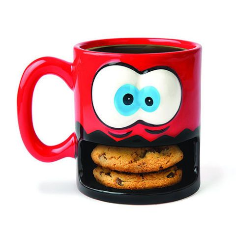BigMouth Inc. Crazy for Cookies Coffee Mug