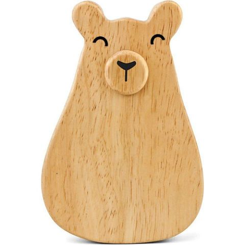Bear Shaker for Toddlers