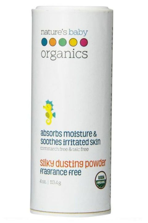 Safe Talcum Free Baby Powder Nature's Organic