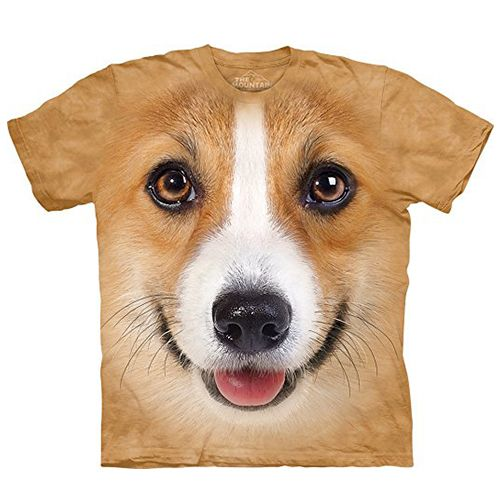 "<p><strong data-redactor-tag=""strong"" data-verified=""redactor""><em data-redactor-tag=""em"" data-verified=""redactor"">from $18</em></strong> <a href=""https://www.amazon.com/The-Mountain-807158113596-Corgi-T-Shirt-M/dp/B00Y3I2YH2/?tag=bp_links-20"" target=""_blank"" class=""slide-buy--button"" data-tracking-id=""recirc-text-link"">BUY NOW</a></p><p>This corgi just wants a treat because he's been such a good boy! </p>"
