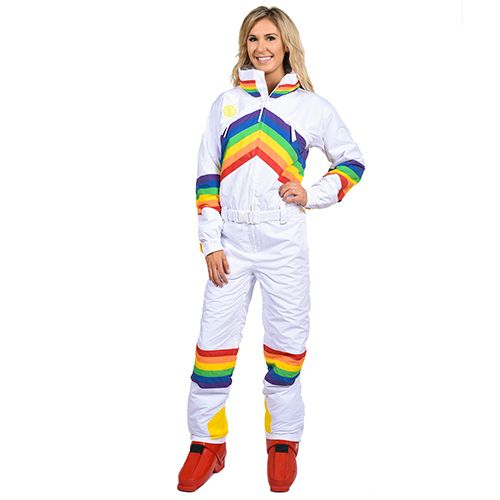 """<p><strong data-redactor-tag=""""strong"""" data-verified=""""redactor""""><em data-redactor-tag=""""em"""" data-verified=""""redactor"""">$179</em></strong> <a href=""""http://www.tipsyelves.com/womens-rainbow-ski-suit"""" target=""""_blank"""" class=""""slide-buy--button"""" data-tracking-id=""""recirc-text-link"""">BUY NOW</a></p><p>If you want to feel like a magical&nbsp&#x3B;unicorn while&nbsp&#x3B;shredding<span class=""""redactor-invisible-space"""" data-verified=""""redactor"""" data-redactor-tag=""""span"""" data-redactor-class=""""redactor-invisible-space""""> a</span>&nbsp&#x3B;giant&nbsp&#x3B;mountain of&nbsp&#x3B;snow, put this on. You'll stay warm and dry because this suit is actually 100% waterproof and super insulated.&nbsp&#x3B;&nbsp&#x3B;<a href=""""http://www.tipsyelves.com/rainbow-ski-suit"""" target=""""_blank"""" data-tracking-id=""""recirc-text-link"""">Here's</a> the men's version, too, in case you want to match with a friend.&nbsp&#x3B;</p>"""