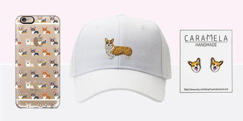 Adorable Dog Gifts for Corgi