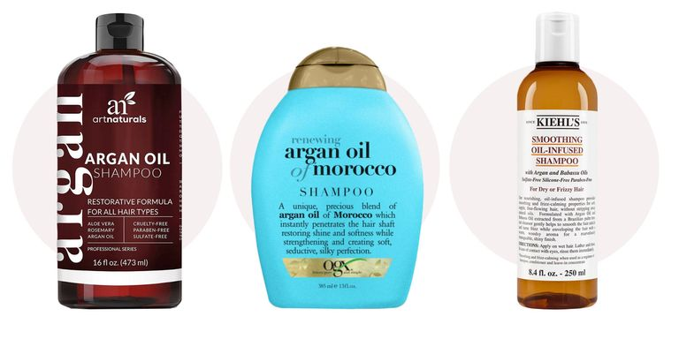 Organix Moroccan Argan Oil Shampoo For Natural Hair