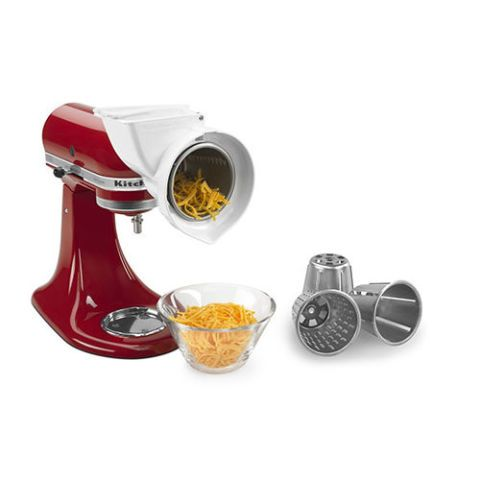 Slicer/Shredder Attachment for Stand Mixers by KitchenAid