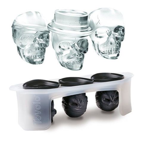 Tovolo Skull Ice Molds