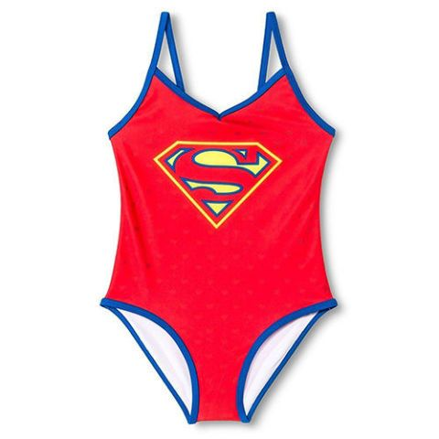 Superwoman Swimsuit