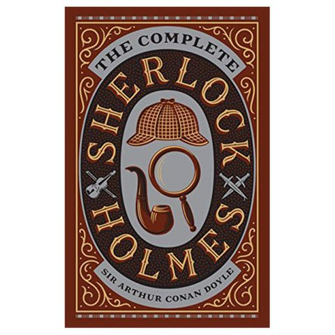 The Complete Sherlock Holmes Leatherbound Classic Collection