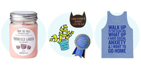 Quirky Gifts Introverts