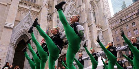 NYC St. Patrick's Day
