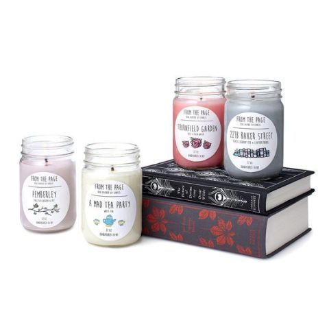 "<p><strong data-redactor-tag=""strong"" data-verified=""redactor""><em data-redactor-tag=""em"" data-verified=""redactor"">$16</em></strong> <a href=""http://www.uncommongoods.com/product/literary-candles"" target=""_blank"" class=""slide-buy--button"" data-tracking-id=""recirc-text-link"">BUY NOW</a></p><p>If reading is your greatest escape from the pressures of a social life, you'll probably find these candles insanely comforting. They smell like the worlds inside of classic books, so you can have an immersive experience while reading&nbsp;favorites&nbsp;like&nbsp;<em data-redactor-tag=""em"" data-verified=""redactor"">Pride &amp; Prejudice </em>(which has a coordinating candle, scented with hints of lily, lilac, rose, hyacinth, and ivy<span class=""redactor-invisible-space"" data-verified=""redactor"" data-redactor-tag=""span"" data-redactor-class=""redactor-invisible-space""></span><span class=""redactor-invisible-space"" data-verified=""redactor"" data-redactor-tag=""span"" data-redactor-class=""redactor-invisible-space"">)</span>.<span class=""redactor-invisible-space"" data-verified=""redactor"" data-redactor-tag=""span"" data-redactor-class=""redactor-invisible-space""></span></p>"