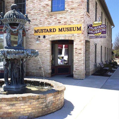The Mustard Museum