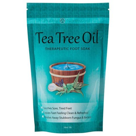 Purely Northwest Tea Tree Oil Foot Soak