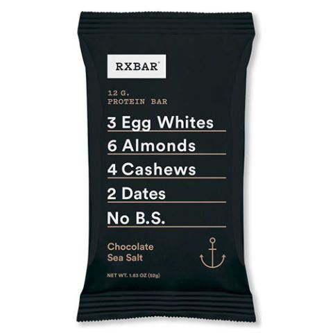 RXBAR Whole Food Chocolate Sea Salt Protein Bar