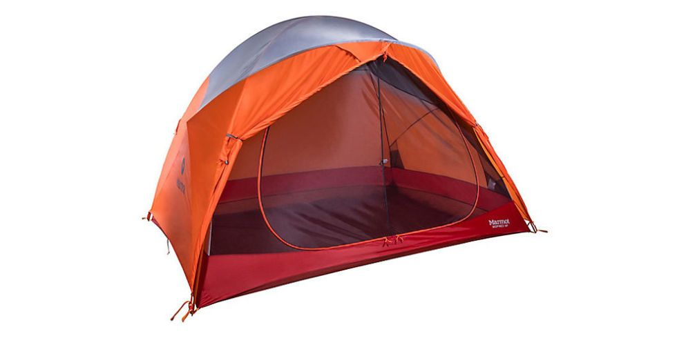 Marmot Midpines 6 Tent  sc 1 st  BestProducts.com & 13 Best Camping Tents for Spring 2018 - Durable Outdoor Tents for ...