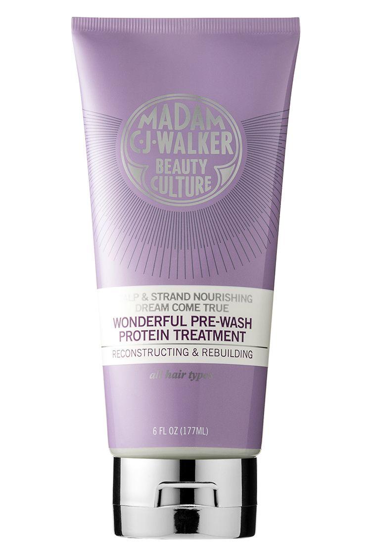 Madame C.J. Walker Beauty Culture Dream Come True Wonderful Pre-Wash Protein Treatment