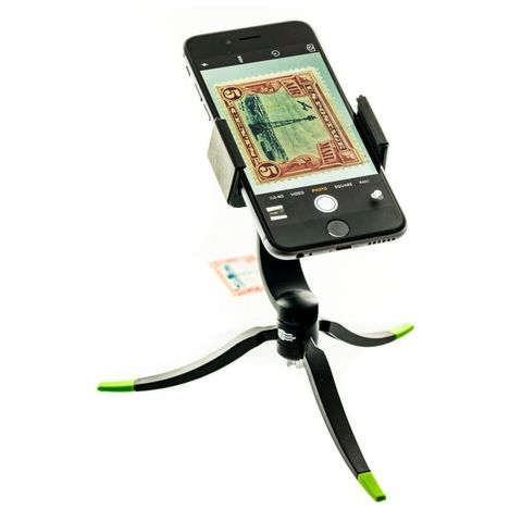 Square Jellyfish Jelly Grip Tripod
