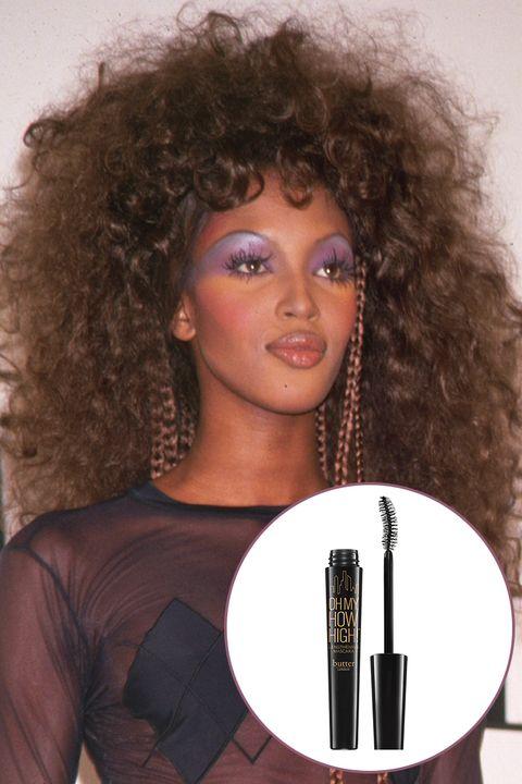 <p>Hair 'dos weren't the only beauty&nbsp;feature pumping up