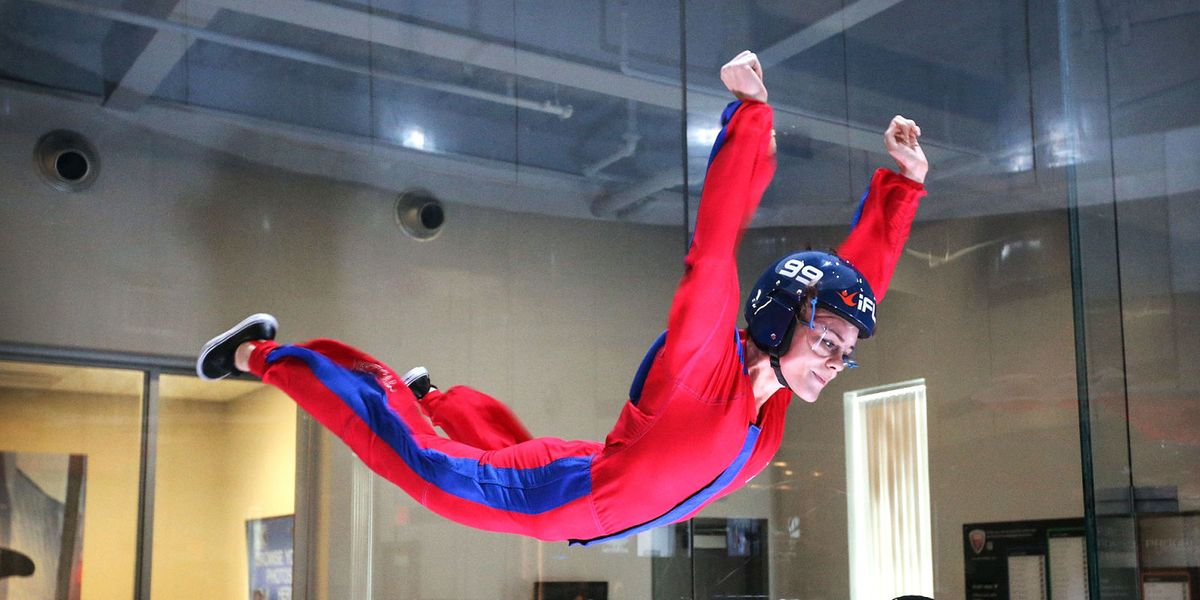 7 Best Indoor Skydiving Locations In 2018 Find An Indoor