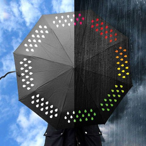 Yamix Color-Changing Umbrella