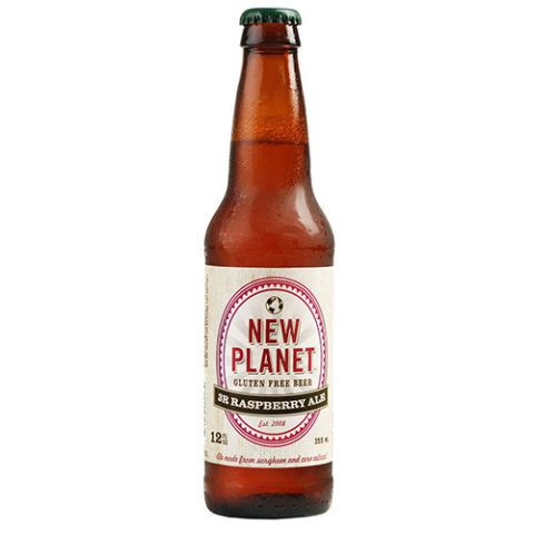 New Planet 3R Raspberry Ale