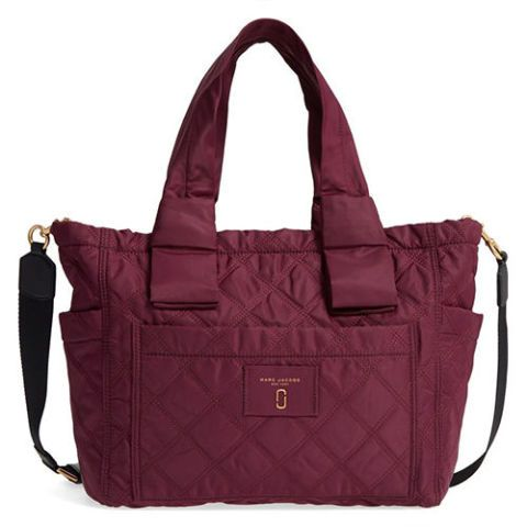 Nylon Knot Diaper Bag by Marc Jacobs