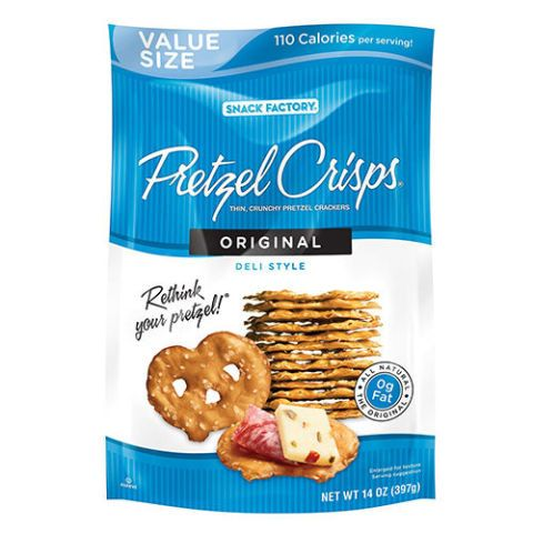 Snack Factory Original Pretzel Crisps