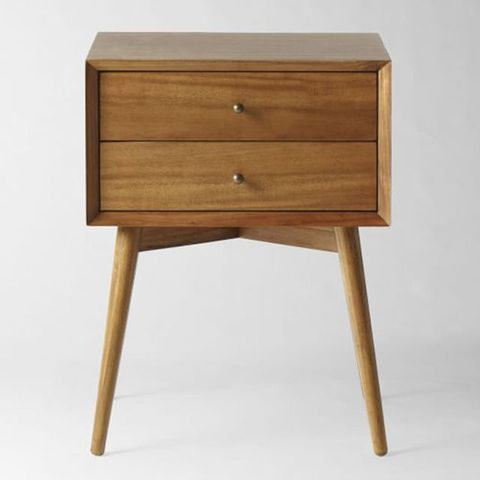 West Elm Mid-Century Nightstand