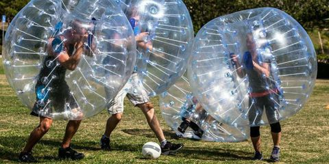 U.S. Bubble Soccer Association