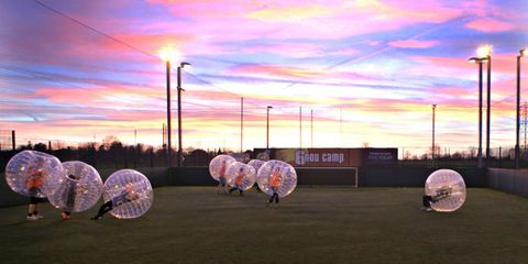 Bubble Soccer USA