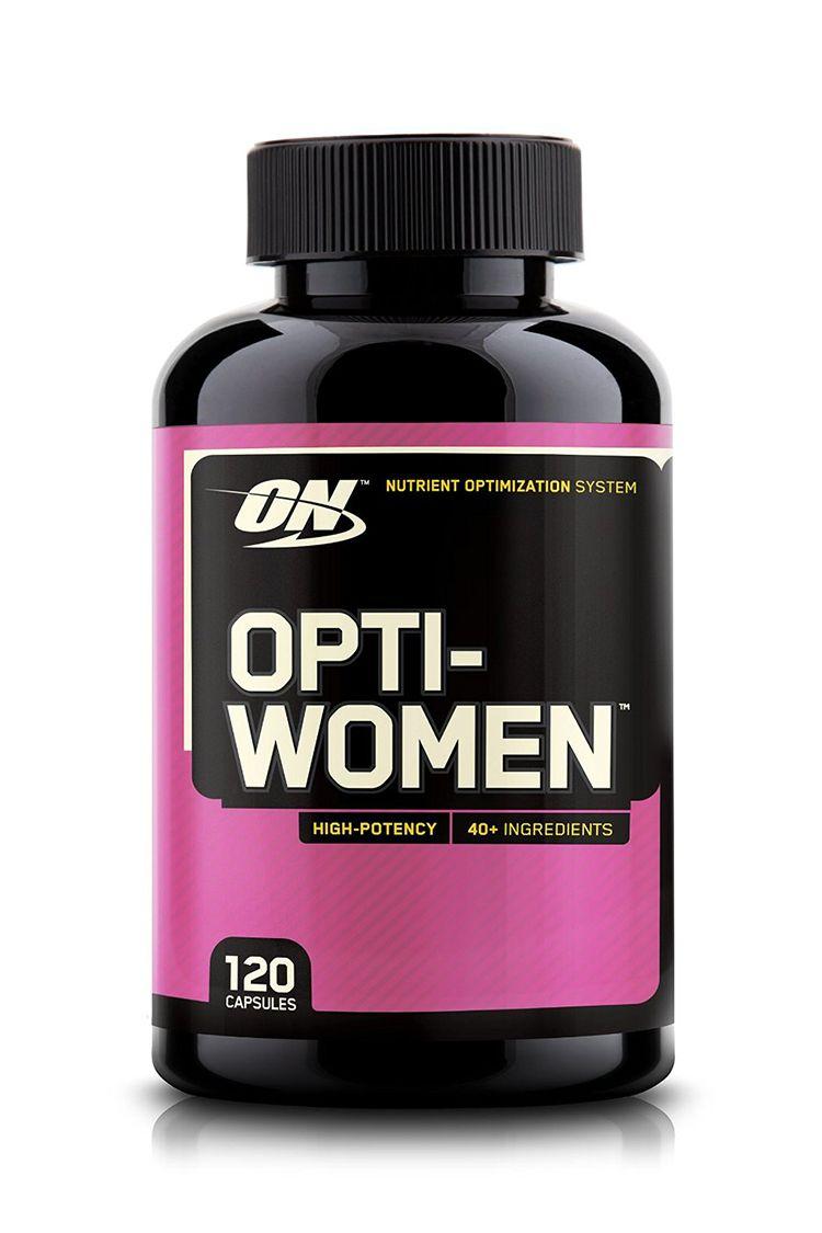 Optimum Nutrition Opti-Woman High Potency Multivitamin