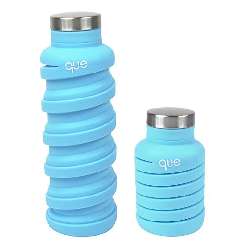 """<p><strong data-redactor-tag=""""strong"""" data-verified=""""redactor""""><em data-redactor-tag=""""em"""" data-verified=""""redactor"""">$25</em></strong> <a href=""""https://www.amazon.com/que-Bottle-Fashionable-Collapsible-Water/dp/B01NA03P6T?th=1&amp&#x3B;tag=bp_links-20"""" target=""""_blank"""" class=""""slide-buy--button"""" data-tracking-id=""""recirc-text-link"""">BUY NOW</a></p><p>Staying hydrated during travel is V important, you guys. This water bottle is the absolute best for traveling, because it collapses super small to fit easily into your carry on.&nbsp&#x3B;Head to the water fountain after you're through security, expand it out to full-size, and make sure to drink up!&nbsp&#x3B;</p>"""