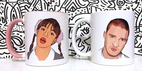 gifts for 90s music fans
