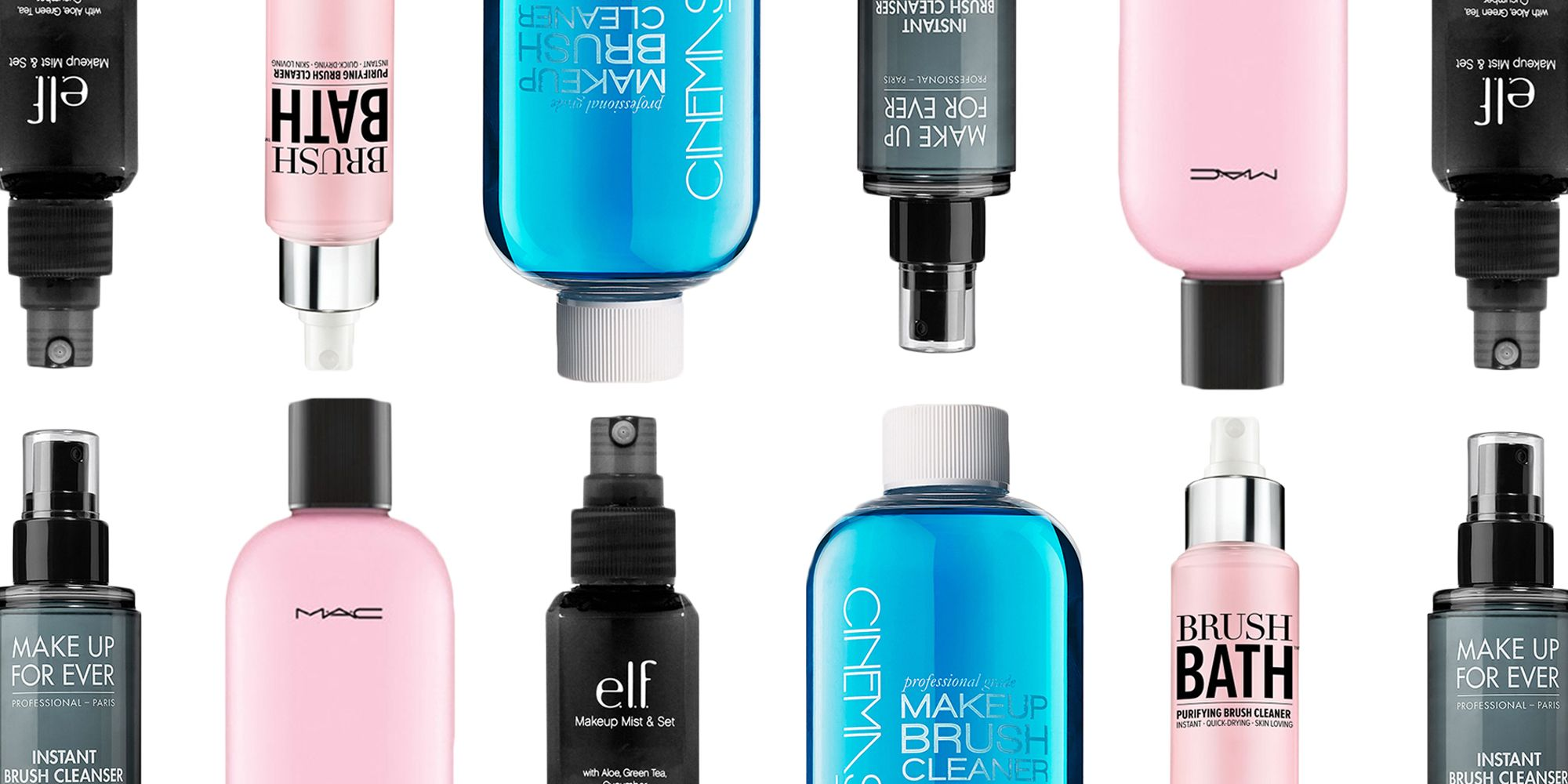 The Best Makeup Brush Cleansers For YourCabinet