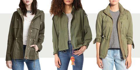 military jacketes