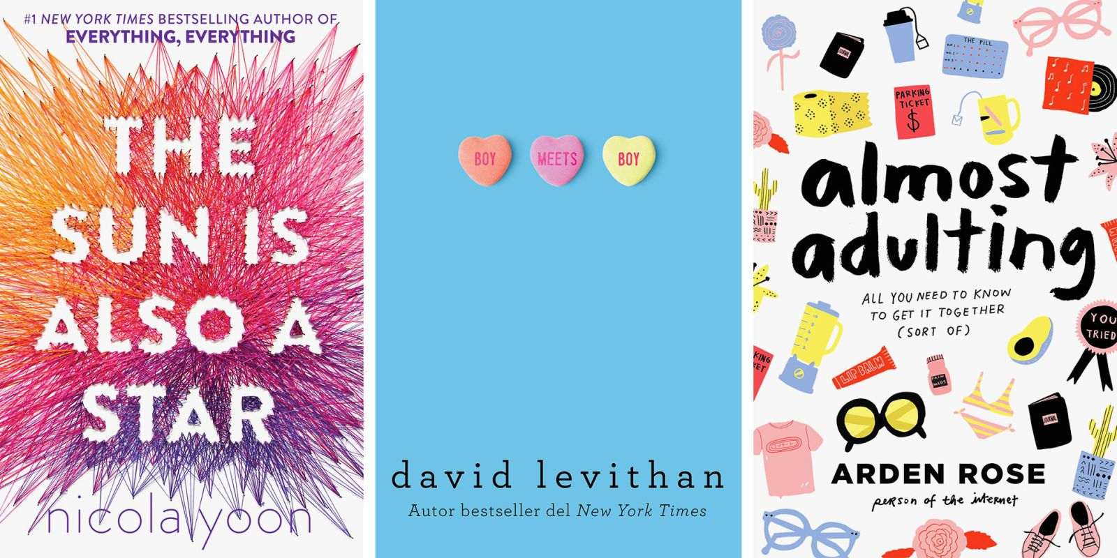 Book recommendation teen