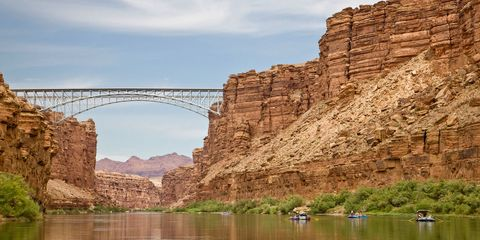 best places to bungee jump in the U.S.