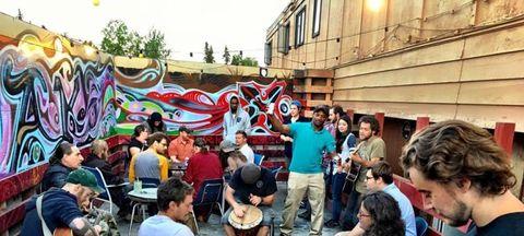 Community, Event, Crowd, Tourism, Art,