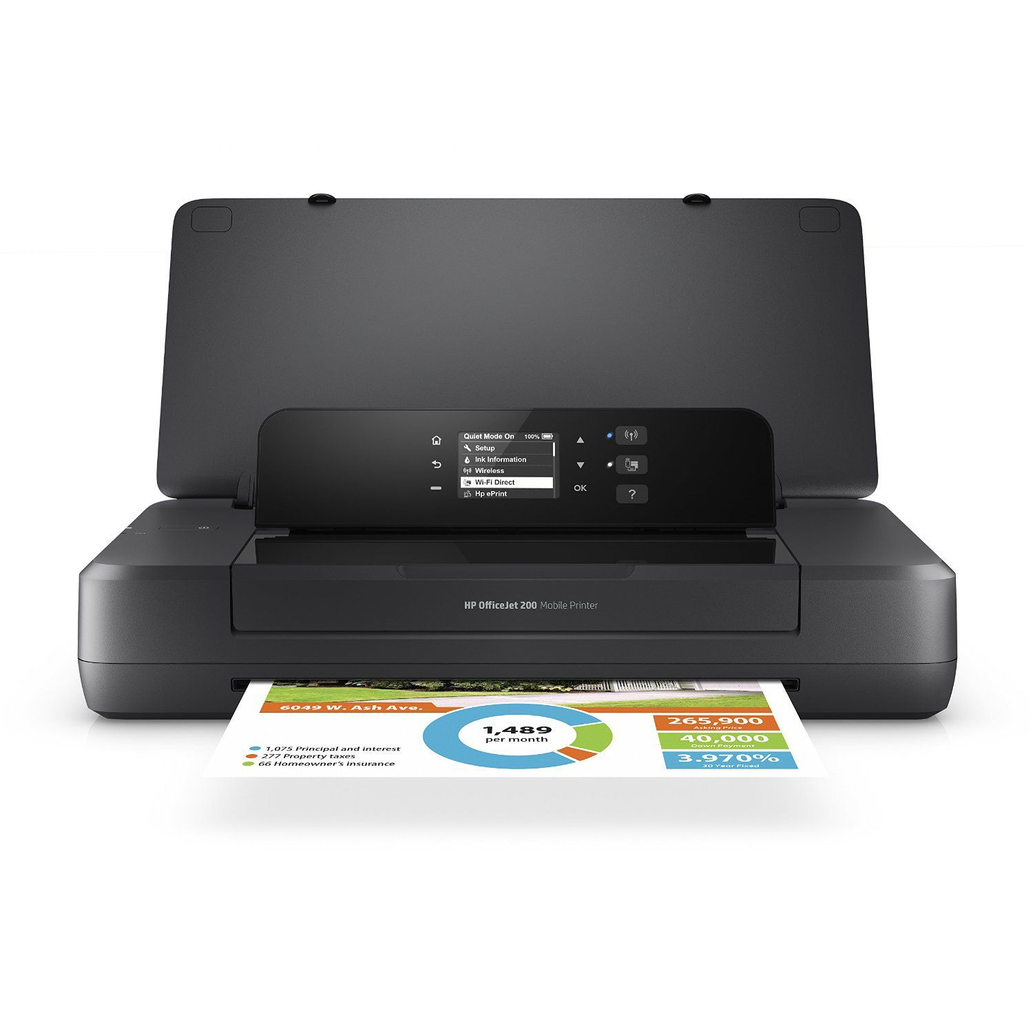 HP OfficeJet 200 printer