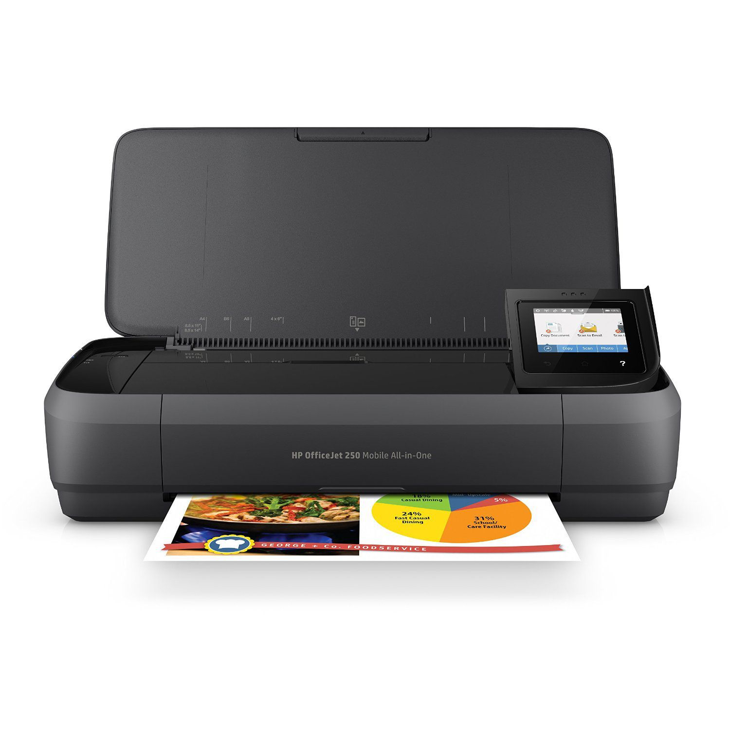 HP OfficeJet 250 printer