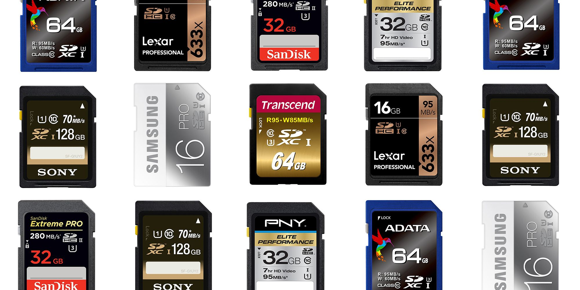 9 best sd cards for 2018 fastest memory cards with high performance