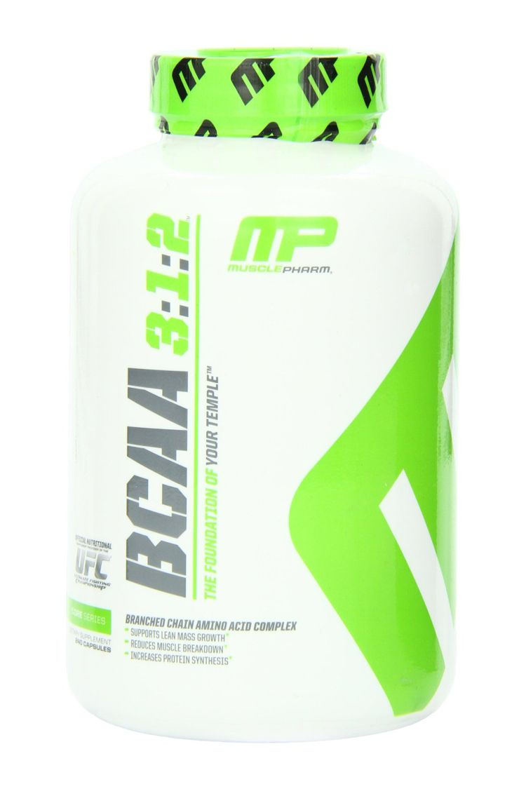 MusclePharm BCAA 3:1:2 Post-Workout Supplement