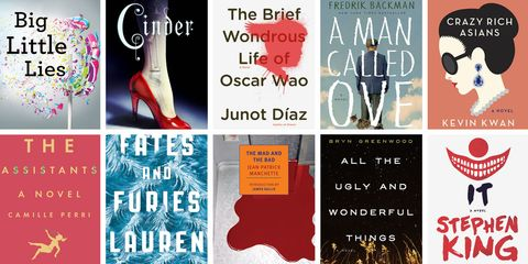 9 Best Fiction Books For 2018 Good New And Classic Novels To Read